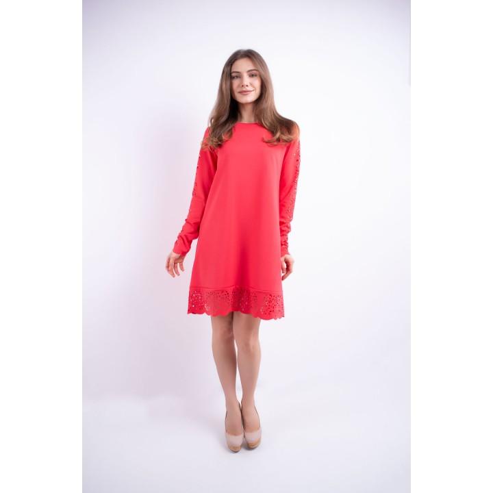 Платье Эрин (коралл)