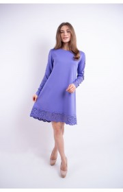 Платье Эрин (сиреневый)
