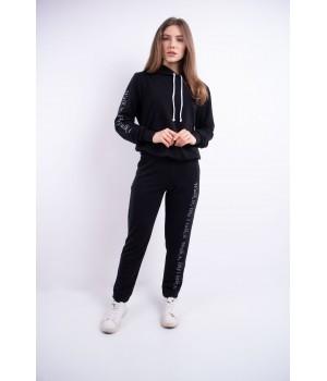 Спортивный костюм Кенди (черный)