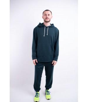 Мужской спортивный костюм Майрин (зеленый)