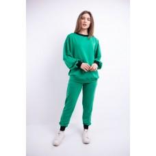 Женский спортивный костюм Орио (зеленый)