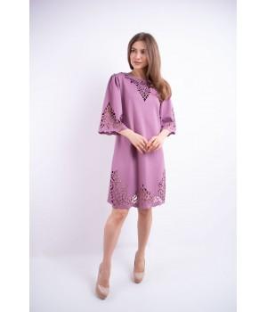 Платье Валенсия (чайная роза)