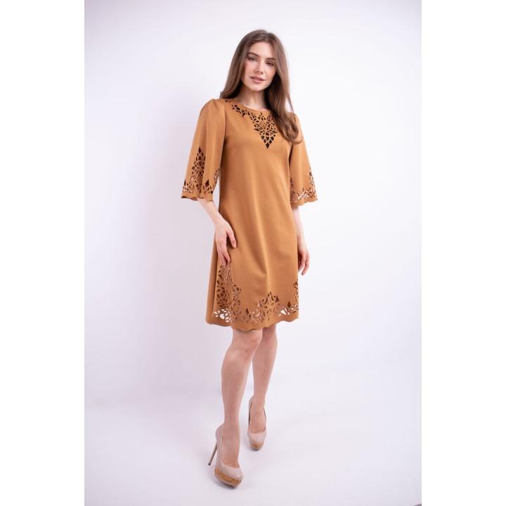 Платье Валенсия (золотой)