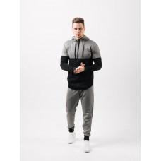 Мужской спортивный костюм Асос (серый)