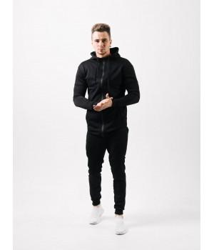 Мужской спортивный костюм Кариб (черный)