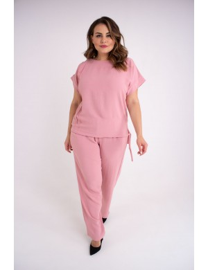 Женский костюм Амелия (розовый)