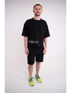 Мужские шорты Бакет (черный)