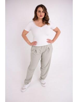 Женские брюки Кроули (мята)