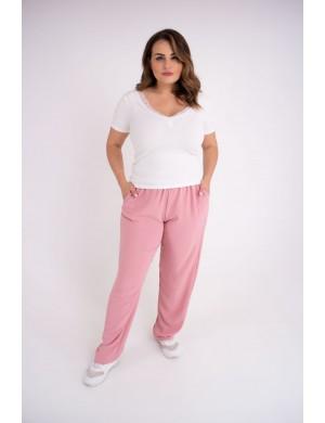 Женские брюки Кроули (розовый)