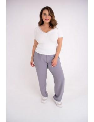 Женские брюки Кроули (серый)