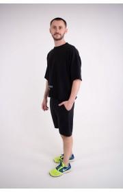 Мужская футболка Локи (черный)