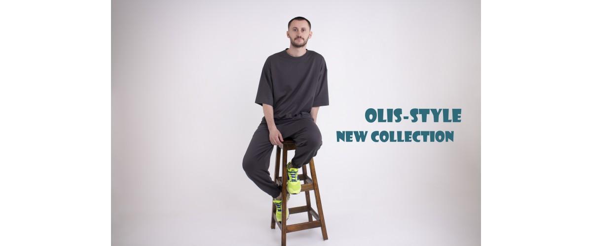 Новая коллекция мужской одежды