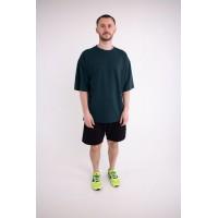 Мужской спортивный костюм Питт (зеленый)