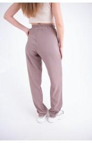 Женские брюки Роки (бежевый)