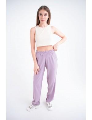 Женские брюки Роки (лиловый)