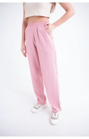 Женские брюки Роки (розовый)