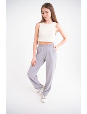 Женские брюки Роки (серый)