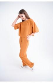 Купить костюм Сара (горчица)