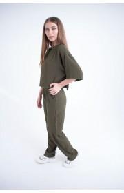 Купить костюм Сара (оливковый)