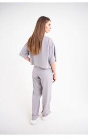 Купить костюм Сара (серый)