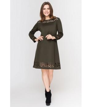 Платье Касита (хаки)