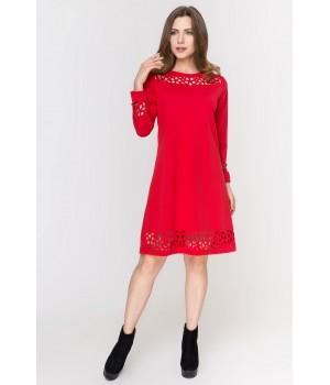 Платье Касита (красный)