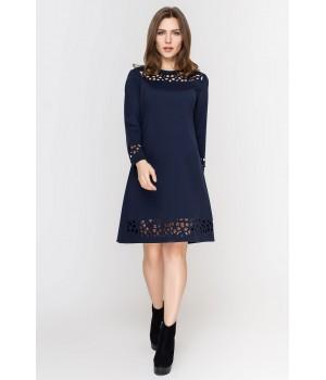Платье Касита (синий)