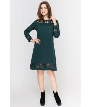 Платье Касита (зеленый)