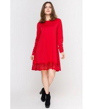 Платье Эрин (красный)