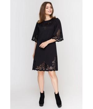 Платье Валенсия (черный)