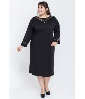 Платье Шайли (черный)