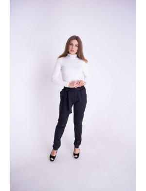 Женские брюки Альфис (черный)