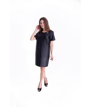 Платье Анора (черный)