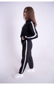 Спортивный костюм Найда (черный)