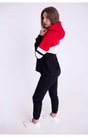 Спортивный костюм Орди (черный)