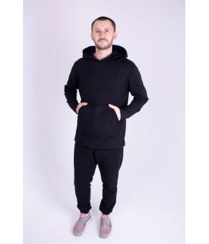 Мужской спортивный костюм Ролинс (черный)