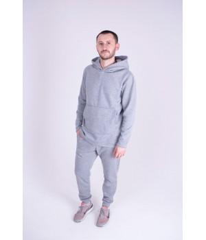 Мужской спортивный костюм Ролинс (серый)