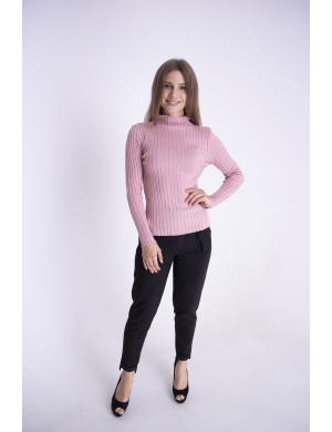 Женский молодежный гольф Севиль (розовый)