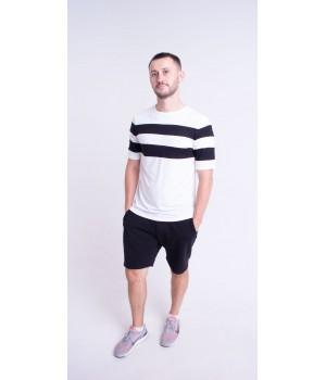 Мужская футболка Гретхем (белый)