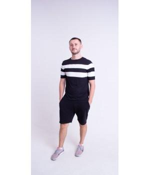 Мужская футболка Гретхем (черный)
