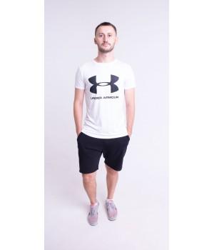 Мужская футболка Элан (белый)
