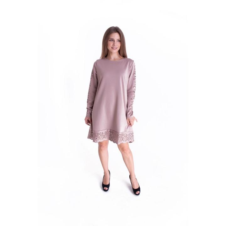 Платье Эрин (бежевый)