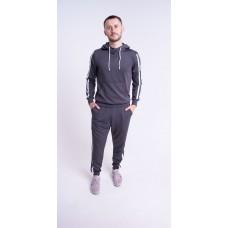 Мужской спортивный костюм Ромен (серый)