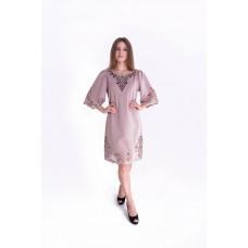 Платье Валенсия (бежевый)