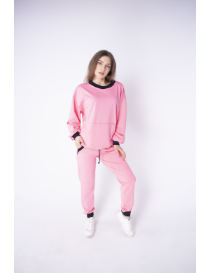 Женский спортивный костюм Орио (розовый)