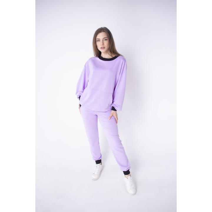 Спортивный костюм женский Орио (лиловый)