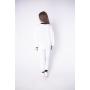 Спортивный костюм женский Орио (белый)