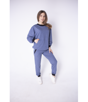 Спортивный костюм Орио (синий)