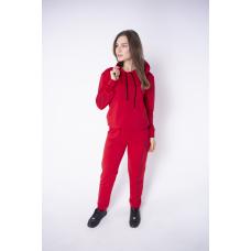 Женский спортивный костюм Кенди (красный)
