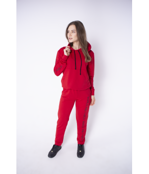 Спортивный костюм Кенди (красный)